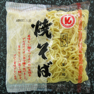 Steamed noodles 150g