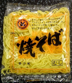 Steamed noodles 180g